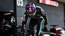 Lewis Hamilton on pole for British Grand Prix