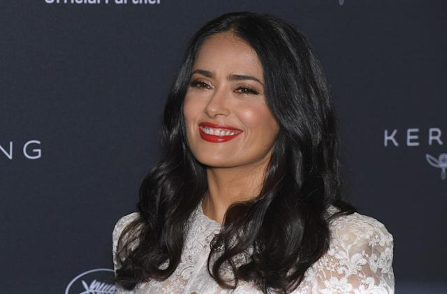 New international Netflix series include Salma Hayek's 'Monarca'