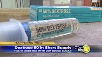 Diabetic drug shortage has emergency responders on high alert