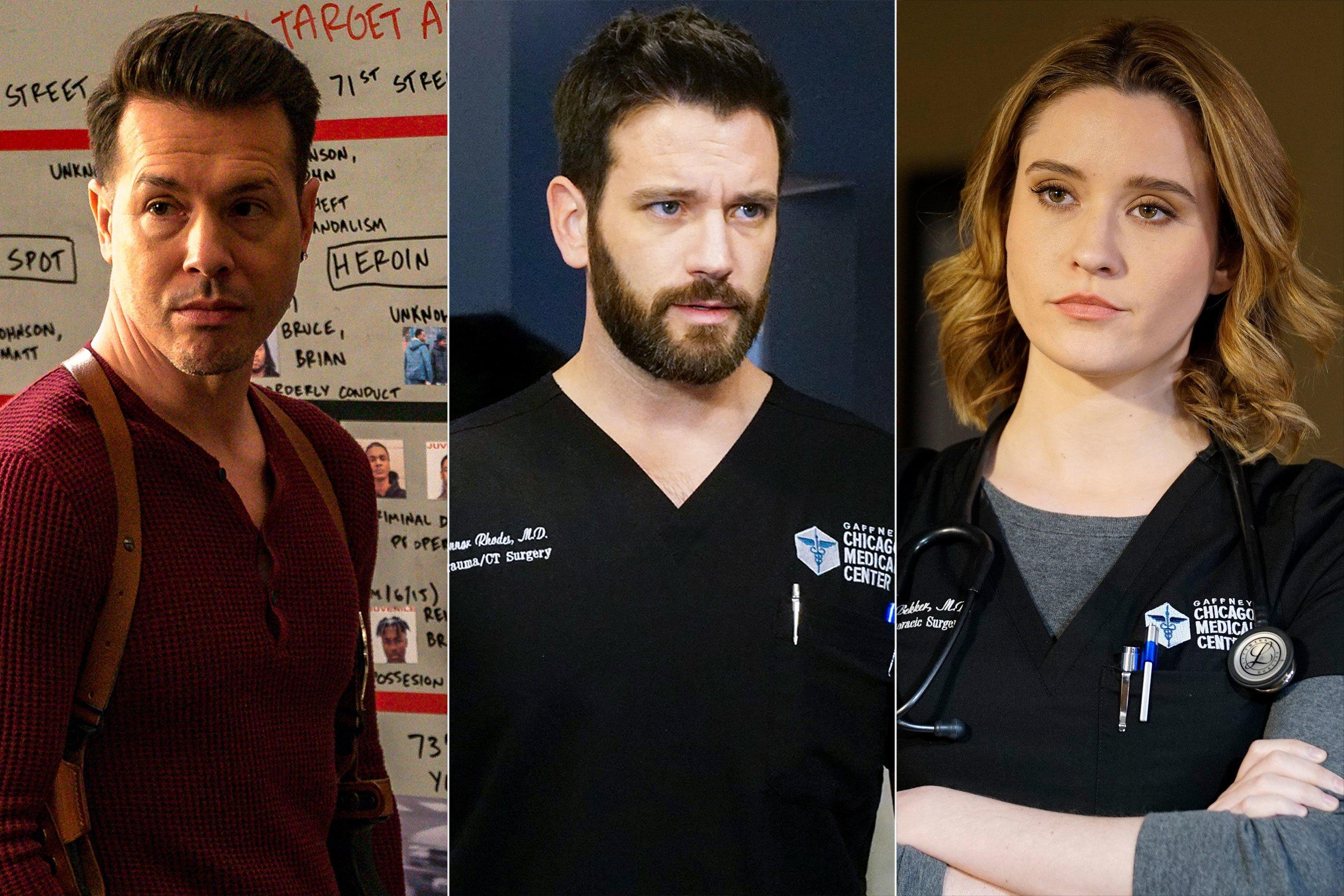 chicago p d and chicago med lose major players, including Torrey Devitto Movies And Tv Shows
