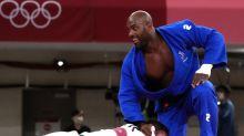 France win judo gold, Riner makes history
