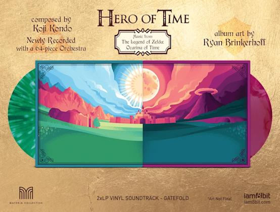 The 'Ocarina of Time' soundtrack is coming to vinyl