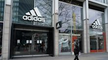 Coronavirus shutdowns slash Adidas net profit by 95% in first quarter
