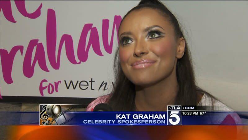 Vampire Diaries Star Kat Graham is the New Celebrity