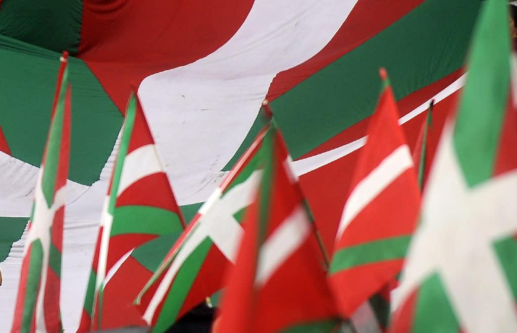 страна басков флаг фото также