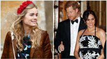 Prince Harry 'will attend his ex-girlfriend Cressida Bonas' wedding'