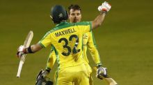 Maxwell and Carey tons set up superb Australia series win over England