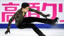 Olympic champions Hanyu and Zagitova win in Moscow