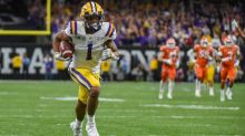 NFL Evaluator Says Ja'Marr Chase Is the Best WR Prospect in Draft Since Julio Jones