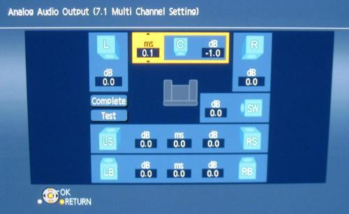 How-to guide breaks down 7.1-channel audio setup procedure