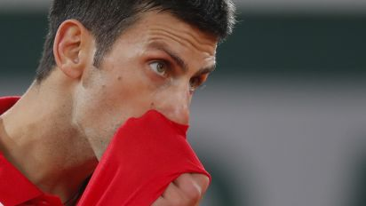 Djokovic pulls out of Paris Masters