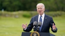 Biden sending extra $150m to Ukraine to help it defend borders against Russia, Pentagon announces