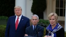 President Trump's Advisors 'Argued Strongly' Against Easing Coronavirus Measures Too Early, Anthony Fauci Says