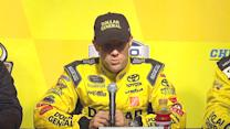 Kenseth discusses Chicagoland victory