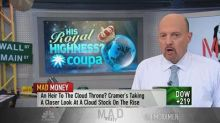 Cramer offers 'cloud prince' Coupa Software as an attract...
