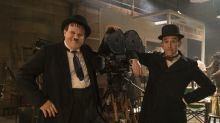 First look at Steve Coogan and John C. Reilly as Laurel and Hardy