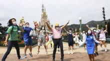 Coronavirus: Hong Kong Disneyland reopens to fans eager for rides, socially distanced selfies with iconic characters