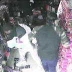 IE community leads prayer to support single mother whose store was looted