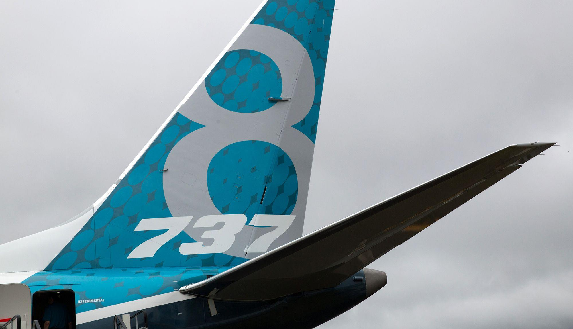Boeing CEO admits mistakes were made in 737 MAX air safety software