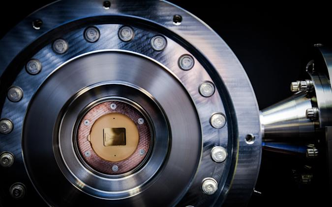 Honeywell quantum computer