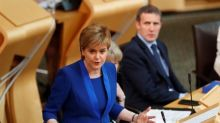 Scotland's Sturgeon postpones second independence vote until after Brexit