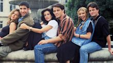 Courteney Cox Revealed the Grim Truth About the 'Friends' Fountain