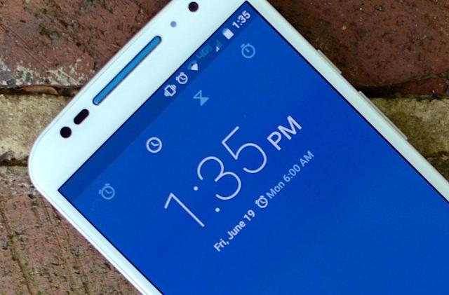 Google further embraces custom Android with standalone clock app