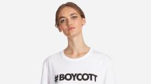 Dolce & Gabbana release boycott T-shirt in response to Melania Trump haters