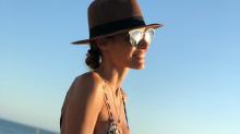 El blooper hot de Pampita en Punta del Este y otras fotos sexis de famosas en bikini