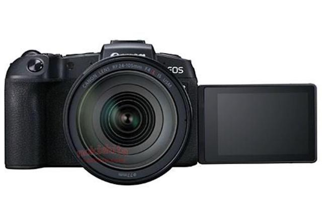 Canon's leaked full-frame mirrorless is a compact version of the EOS R