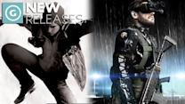 Metal Gear Solid, inFAMOUS and Ninja Gaiden Z - New Releases