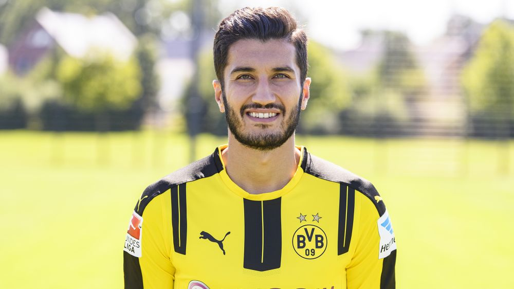 OFFICIEL - Sahin prolonge jusqu'en 2019 à Dortmund