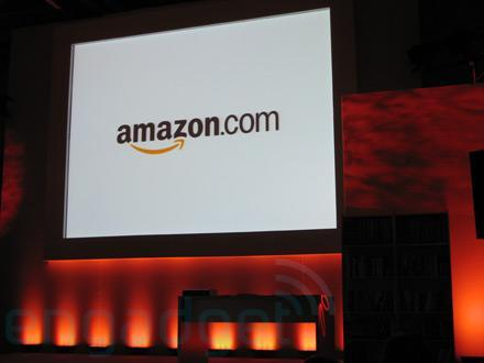 Live from the Amazon Kindle launch event
