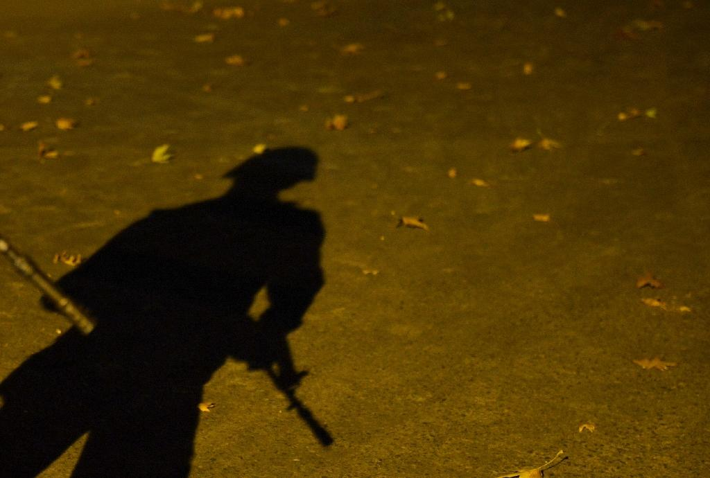 Former army officer Naresh Dhankar began his murder rampage in a hospital in Palwal, in Haryana state, before walking outside picking victims at random, police said