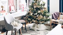 How to set up a Christmas Tree — without trashing your home or breaking you back
