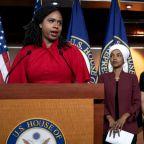 Democratic lawmakers respond to Trump's 'go back' tweets