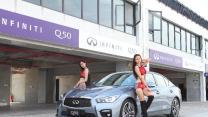 [CARVIDEO 汽車視界] 國內新車試駕—Infiniti Q50 S Hybrid安全科技體驗