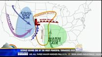 Science behind one of the most powerful tornadoes ever