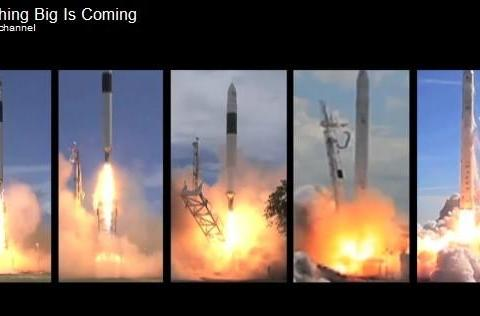 SpaceX teases 'something big,' suggests we check back April 5th (video)