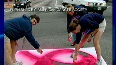 Walkers Raise Money To Fight Cancer