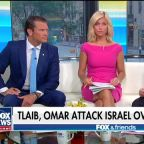 Media silent on group behind Tlaib and Omar's Israel trip