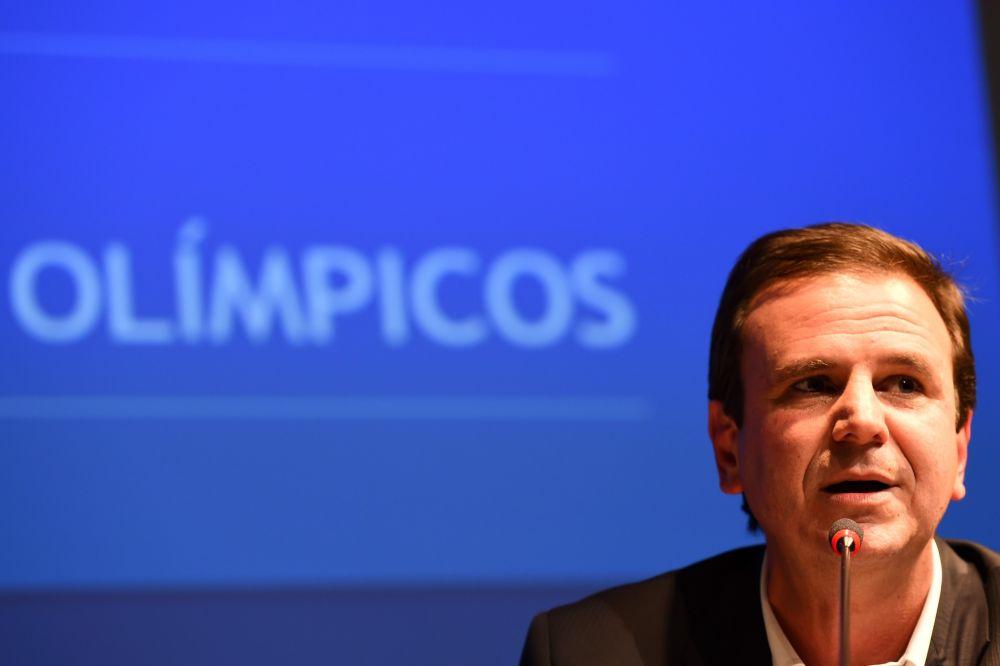 Eduardo Paes foi acusado de receber mais de R$ 15 milhões em propina (Getty Images)