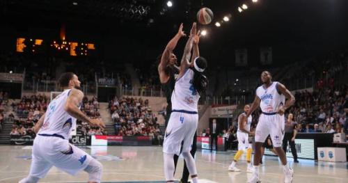 Basket - Pro A - 28e j. - Antibes se relance avec une victoire contre Châlons-Reims