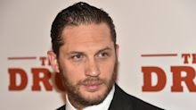 Tom Hardy launches JustGiving page for Manchester