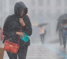 UK weather forecast: Heavy rain and wind to batter Britain as lockdown restrictions ease further over weekend