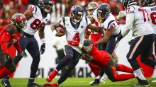 Banged up Texans clinch AFC South title with 23-20 victory over Tampa Bay