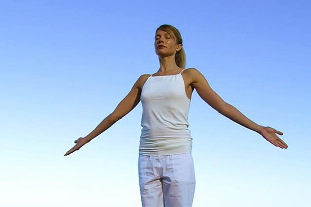 Bewusstes Atmen Ist Die Grundvoraussetzung Beim Yoga.