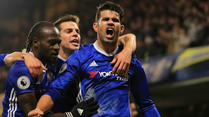 Chelsea striker Diego Costa would consider Ligue 1 transfer