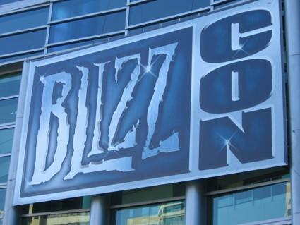 Countdown to Wrath Giveaway: Day 0 - BlizzCon loot bag with Polar Bear Mount