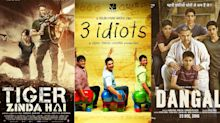 Big Bollywood Christmas releases of the past 10 years